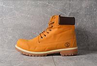 Зимние мужские ботинки Timberland с термоподкладкой