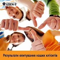 Клієнти високо оцінюють обігрівачі UDEN-S