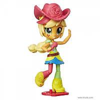 Мини-кукла Эпплджек Радужный рок My Little Pony Minis Rockin Applejack