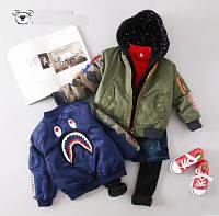 Детские куртки на любой вкус