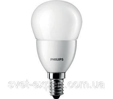 ESS LEDLustre 6.5-60W E14 827 P48NDFRRCA  Philips  шар светодиодная
