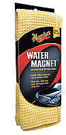 Meguiar's X2000EU Water Magnet Microfiber Drying Towel Полотенце ультравпитывающее, 56 х 76 см.