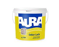Лак акриловый AURA DECOR LACK фасадный 0,75л