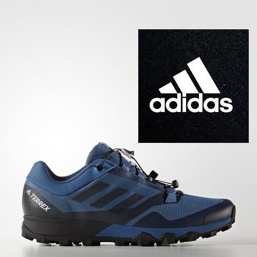 fab11b5a9f1a Оригинал кроссовки Adidas Terrex Trailmaker BB3359 синие  продажа ...