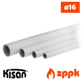 Труба металлопластиковая Kisan универсальная 16х2,0 мм