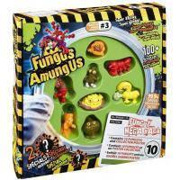 Игровой набор Fungus Amungus Секретная лаборатория, 10 фунгусов (22548)
