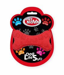 Іграшка для собак жувальна Кістка Pet Nova 10.5 см