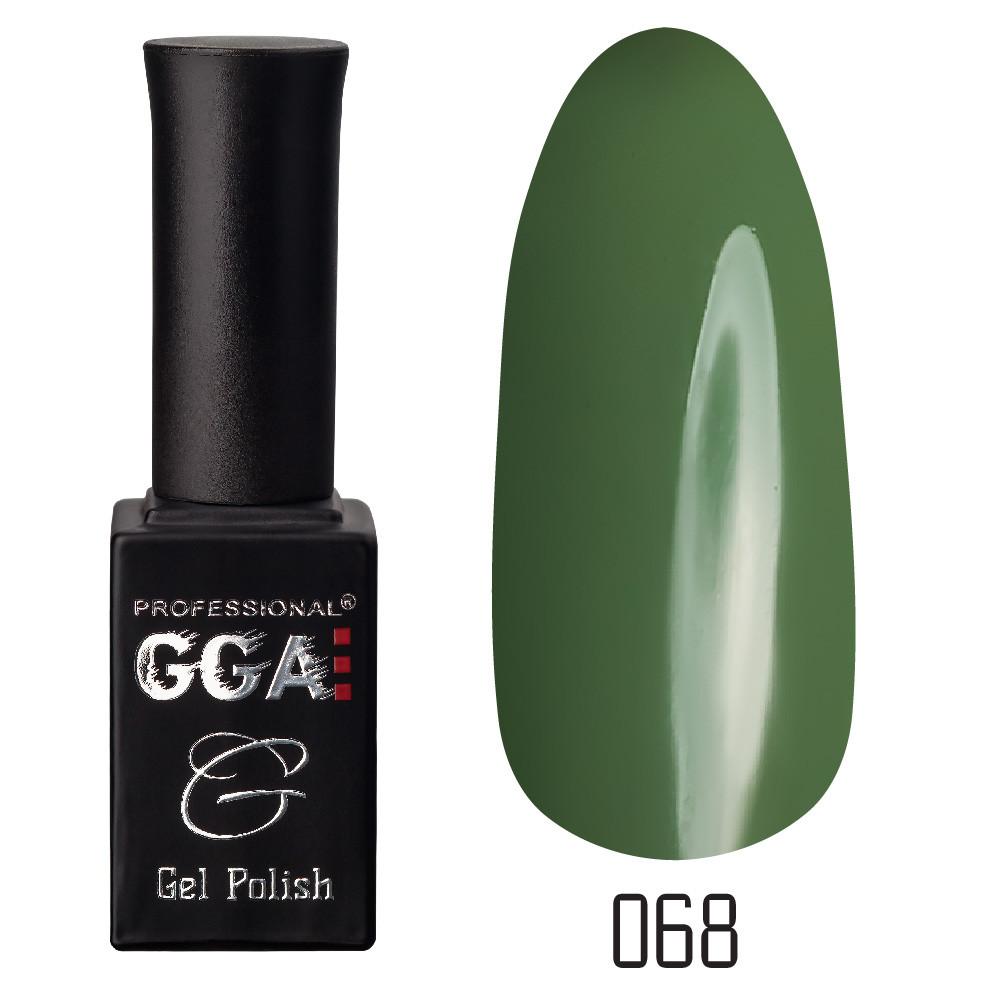 Гель-лак GGA, №068, 10 мл