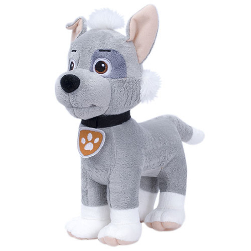 Мягкая игрушка собачка Роки из Щенячий патруль (Товарищ 4) 30 см 00112-8 Копиця Украина