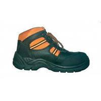 Ботинки с металлическим подноском, двойной полиуретан, дышащие клапаны