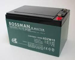 Аккумуляторная батарея DZM Bossman 12V / 12AH , фото 2