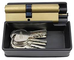 Iseo R6 100мм 40х60 ключ/ключ латунь (Италия)