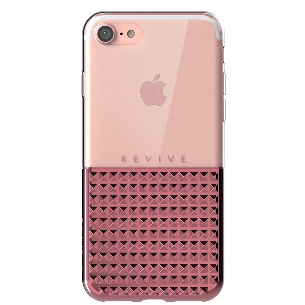 3D чехол SwitchEasy Revive  для iPhone 7/8 розовый