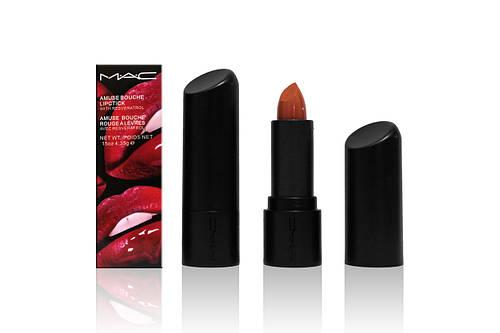 Помада для губ MAC  Amuse Bouche Rouge A Levres Lipstick (102m)