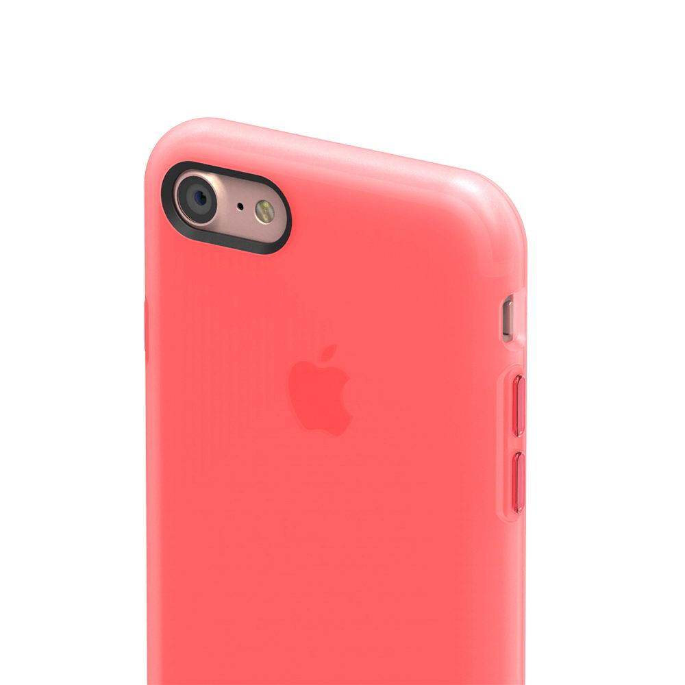 Противоударный (TPU) чехол SwitchEasy Numbers красный для iPhone 8/7