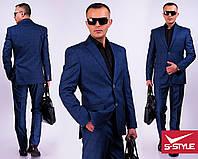 Стильный мужской костюм, есть БОЛЬШИЕ РАЗМЕРЫ