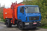 Мусоровоз КО-431-03 с боковой загрузкой