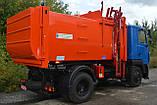 Сміттєвоз КО-431-03 з боковим завантаженням, фото 2
