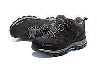 Мужские зимние ботинки Columbia  с мехом grey, фото 1