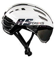 Велошлем Casco  SPEEDairo RS white-black