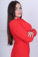 Свитер женский М772 (9 цв), женский теплый свитер под горло, вязаный свитер от производителя