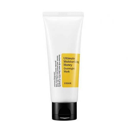 Ночная медовая маска с прополисом COSRX Ultimate Moisturizing Honey Overnight Mask, 60 мл, фото 2