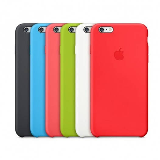 Silicone Case original iPhone 6