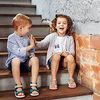 Детская обувь на липучке – идеальный выбор для дошкольника