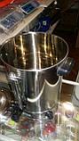 Электрокипятильник чаераздатчик глинтвейница Frosty WB-15A Италия, фото 3