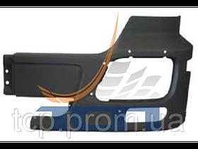 Бампер левый MB ACTROS MP2/ACTROS MP3 T407038 ТСП
