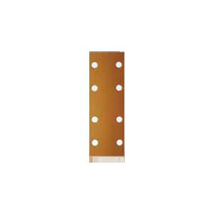 Листы для шлифков Р 150 Radex 70 х 198мм
