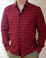Стильная рубашка Байка в клетку, фото 1