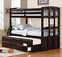 Двухъярусная кровать «Кармелита»