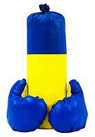 "Боксерский набор ""Ukraine"" (40см)"