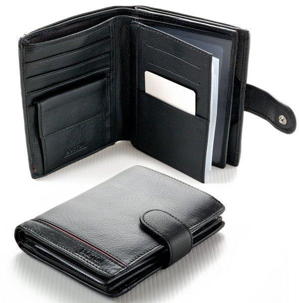 0e0f0d0bcd74 Прекрасный мужской кожаный кошелек правник Boston с отделом под паспорт.  Хорошее качество. Дешево.