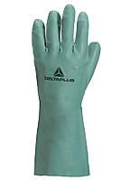 Перчатки нитриловые NITREX 802, химстойкие