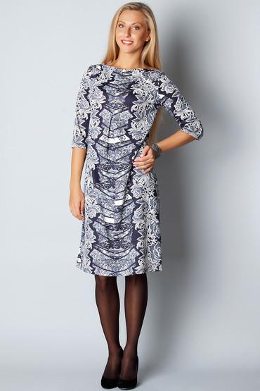 c71173b8f43 Платье трикотажное