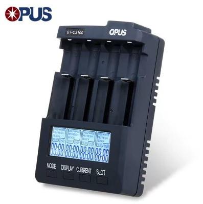 Opus BT-C3100 универсальное зарядное устройство