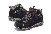 Мужские зимние ботинки Columbia  с мехом  black, фото 1