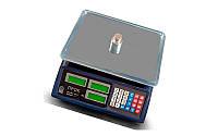 Весы торговые для магазина ПРОК ВТ-807-Т до 40 кг, без стойки