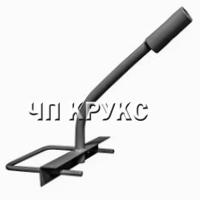 Кронштейн КС-Г для светильников РКУ ЖКУ уличного освещения