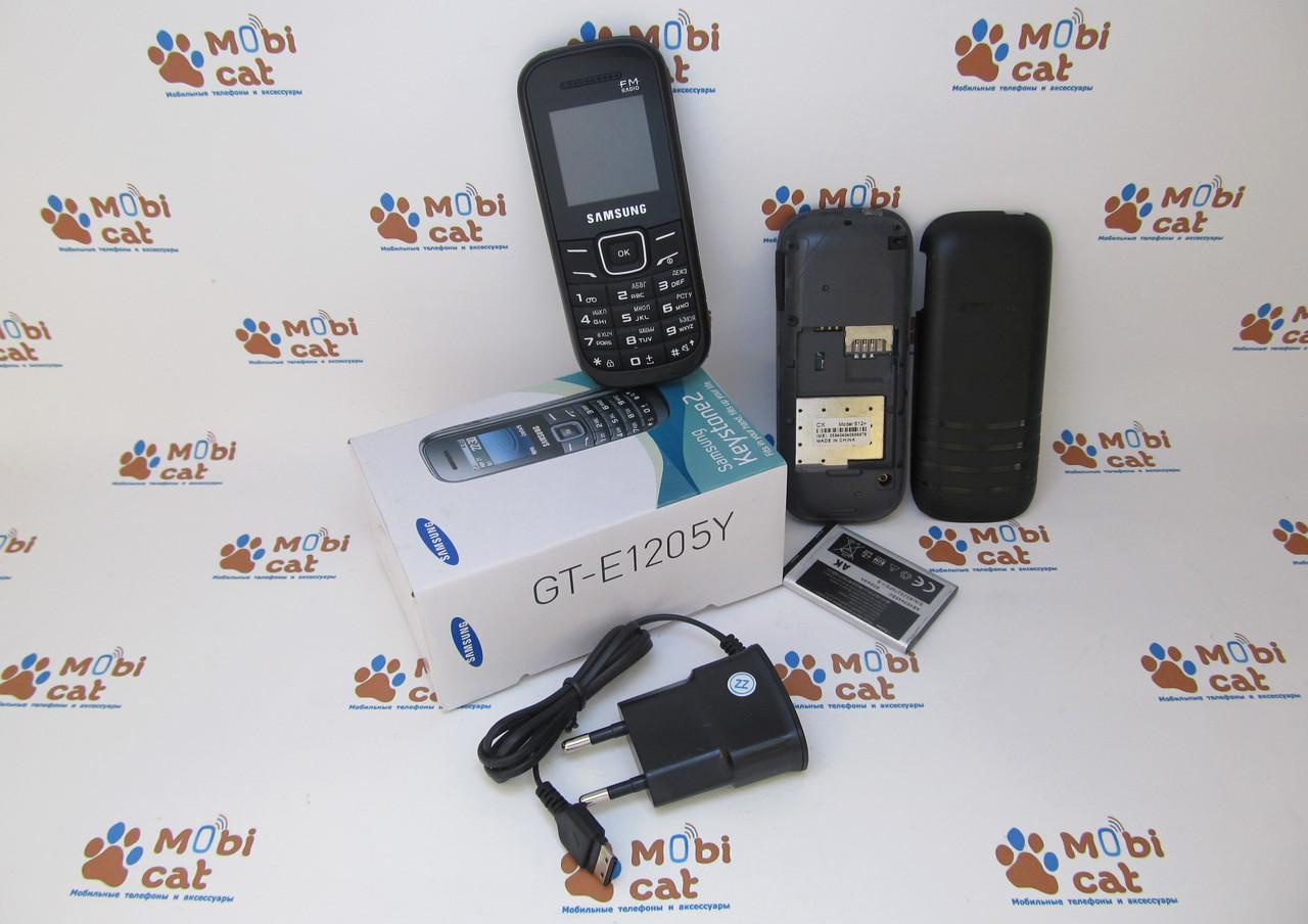 Бюджетный  телефон Samsung E1205 дешевый телефон(купить недорого телефон) украйна
