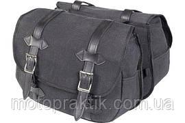 HIGHWAY 1 CANVAS SADDLE BAGS-SET 2X14 LITRES Сумки боковые текстильные