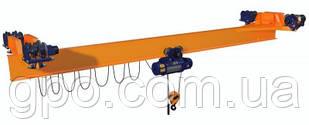 Кран электрический однобалочный подвесной 2т