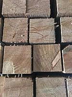 Брус строганный 100х100 Сибирская Лиственница, массивная доска
