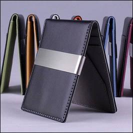 Кэжуал формат портмоне и зажимы