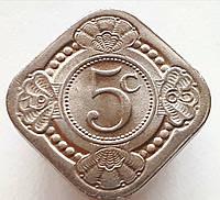 Нидерландские Антилы 5 центов 1965