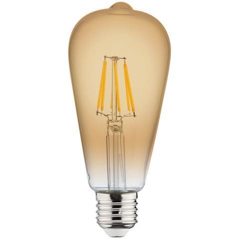 Светодиодная лампа RUSTIC VINTAGE 6W FILAMENT LED E27 2200K