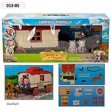 Животные флоксовые Happy Family 012-05
