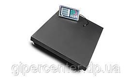 Весы товарные электронные ПРОК ВТ-600-У до 600 кг, 600х800 мм, усиленные